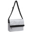 Flapbag laptop bag silver Reisenthel.